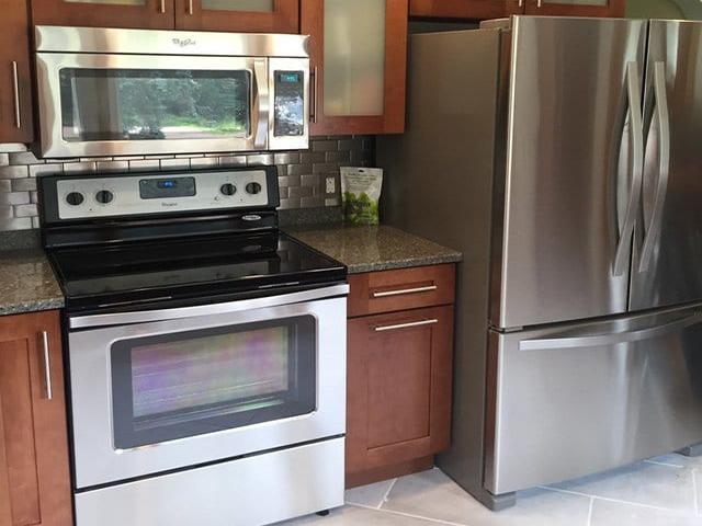 Interior Design, Kitchen Installation, Cabinet Installation, Sink Installation, Floor Installation